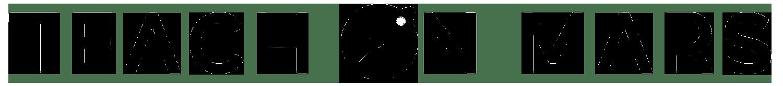 Logo Tech on Mars