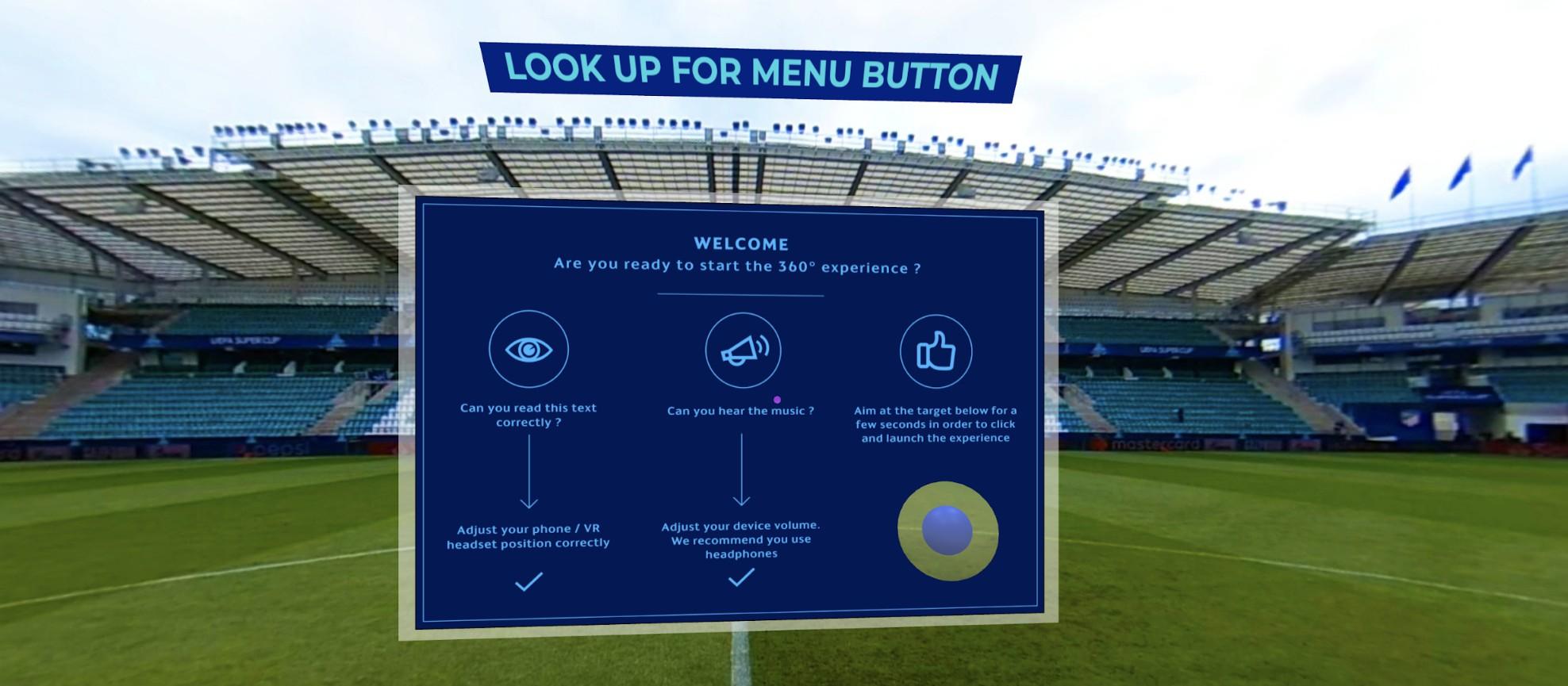 UEFA Montée en compétence des volontaires en prévision d'un événement sportif majeur