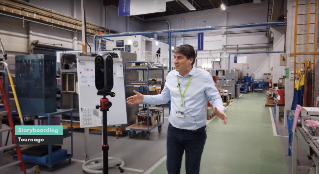 Alstom Transport à Tarbes - onboarding en Immersive Learning