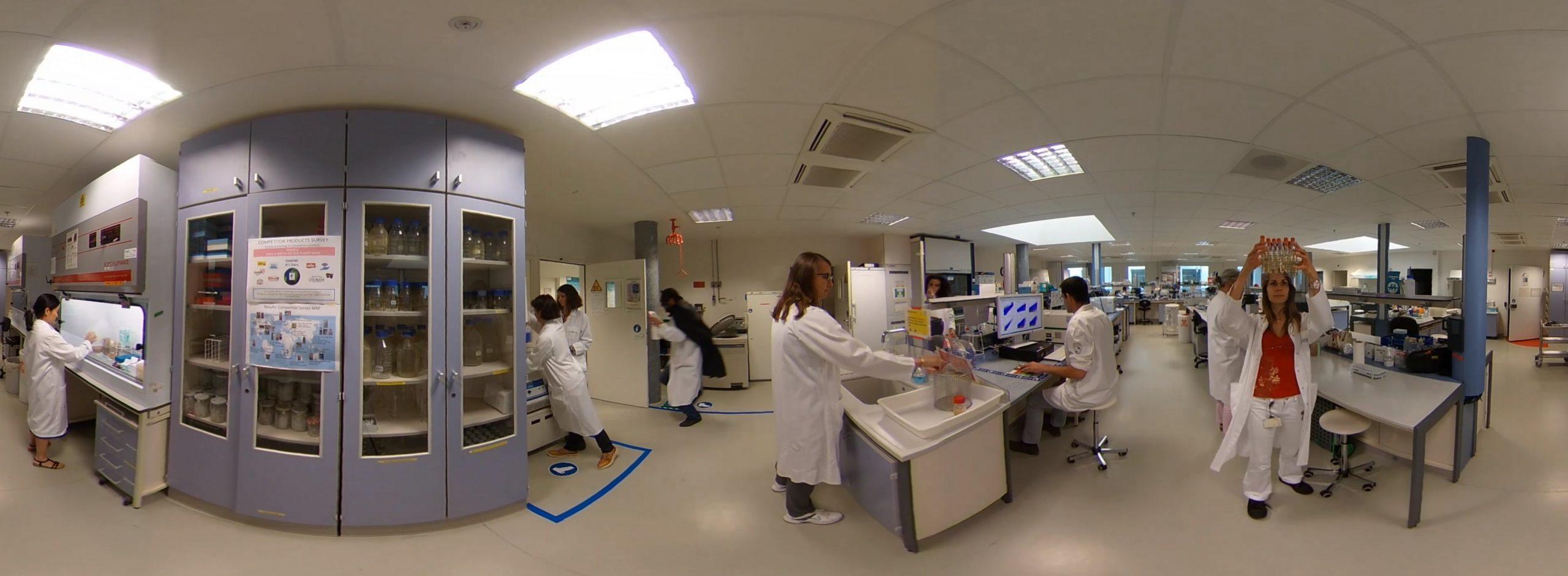 Danone Sécurité en laboratoire, les bonnes pratiques à adopter et celles à éviter